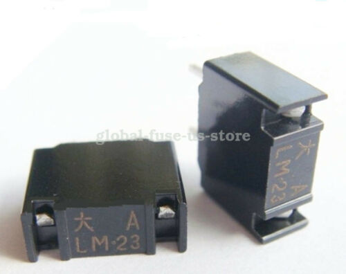 3.2A LM 3.2 Amp Fusible Fanuc Negro 48V Daito Micro Fusible LM32