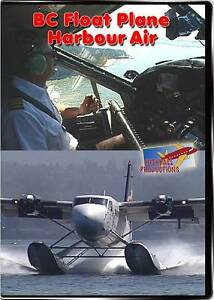 Details about BC Float Plane Harbour Air DVD NEW Vancouver turbo Otters  Beavers Victoria