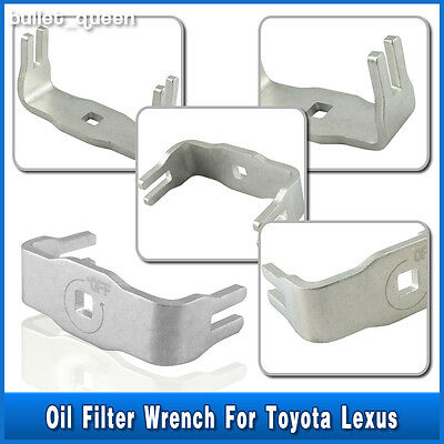Oil Filter Wrench Removal Socket Tool Large Size For Toyota Lexus Highlander