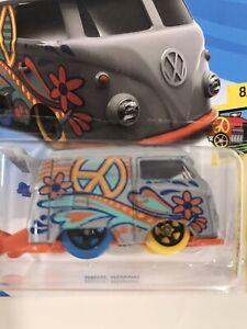 Hot Wheels Kool Kombi HW Art Cars 1:64 Scale Model Toy Car