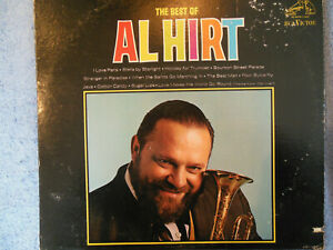The-Best-of-Al-Hirt-1965-LP-Rare-Vinyl-VG