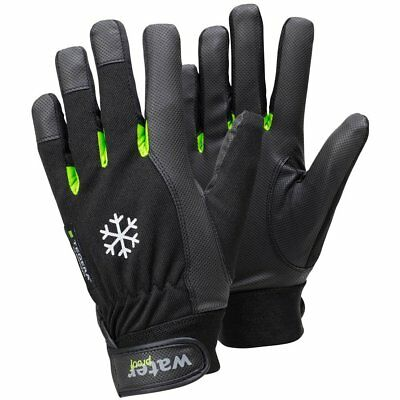 TEGERA Ejendals Winter Fleece Lined Waterproof Windproof Thermal Gloves 9 Large