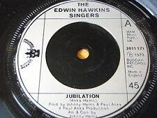 """THE EDWIN HAWKINS SINGERS - JUBILATION     7"""" VINYL"""