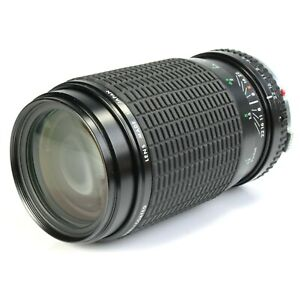 SIGMA-80-200mm-4-5-5-6-Zoom-Macro-Camera-Lens-Caps-Case-amp-Manual-Olympus-OM