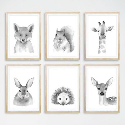 Art Prints Nursery Childrens Bedroom