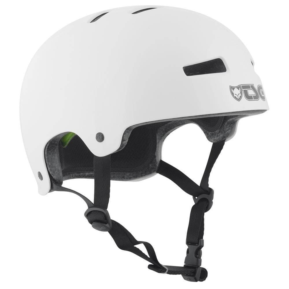 TSG Evolution Injection Helmet - White