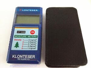 New-Digital-Wood-Moisture-tester-Meter-Gauge-KT-50-Range-2-80-NIB