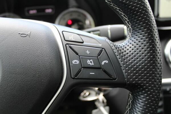 Mercedes A180 1,6 aut. billede 8