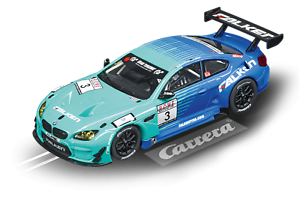 Carrera Evolution 20027576 BMW M6 GT3 Team Falken No. 3 1 32 Slot Car BRAND NEW