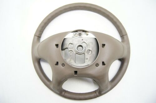 Buick Le Sabre 2000-2005 and Rendezvous 2002-2007 Tan Leather Steering Wheel