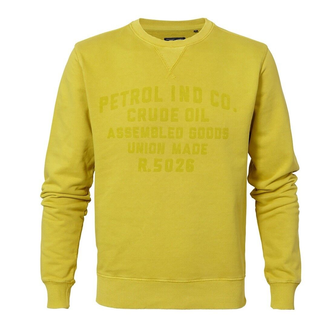 Petrol Industries Felpa Sweater Vinegar m-ss18-swr352