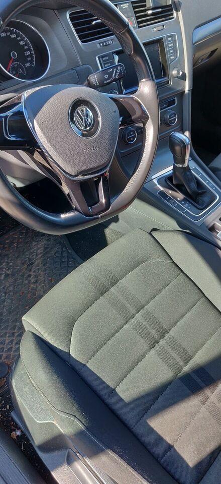 VW Golf VII, 1,6 TDi 105 Comfortl. Vari. DSG BM, Diesel