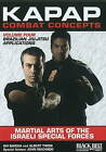 Kapap Combat Concepts: Volume 4: Brazilian Jiu-Jitsu Applications by Avi Nardia, Albert Timen (DVD, 2009)