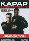 Kapap Combat Concepts: Volume 4: Brazilian Jiu-Jitsu Applications by Albert Timen, Avi Nardia (DVD, 2009)
