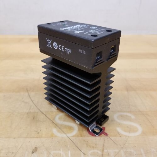 48-530VAC 24A 60Hz 4-32VDC Input Watlow CZ24-A48V-DC10 Solid State Relay NEW