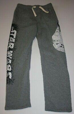 New Gap Kids Boys 14 16 year XXL Star Wars Blue Sweatpants Athletic Pants