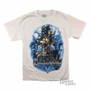 Kingdom Hearts Game On Gamer Disney Square Enix Licensed Adult T-Shirt