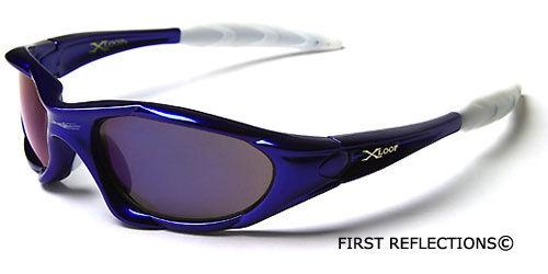 X-Loop Wrap Around Baseball Cycling Ski Running Biker Super Sport Men Sunglasses