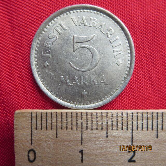 Estland - Estonia 5 Marka 1922 - Eesti - I