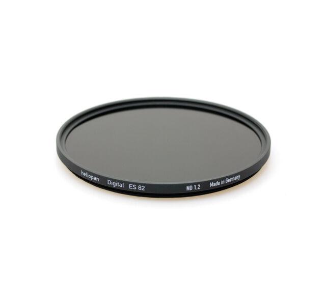 Heliopan 82mm Neutral Density ND1.2 (4 Stop)Filter. Brand New Stock