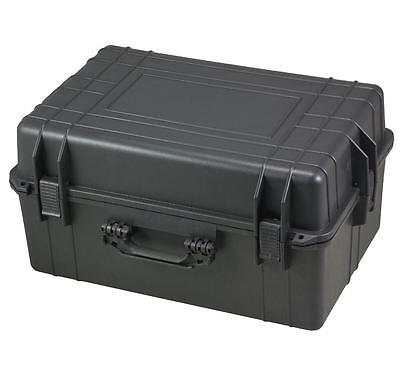 Outdoor-Case Lagerbox Kamera Schutz Geräte Equipment koffer 61x41x31cm, 61492