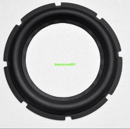 "2pcs 10/""inch Speaker Rubber edge subwoofer surround repair parts big-bubble"