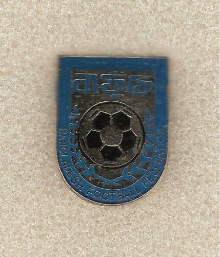 Badge Football Federation Lot 14 BANGLADESH Fussball Verband Abzeichen NADEL