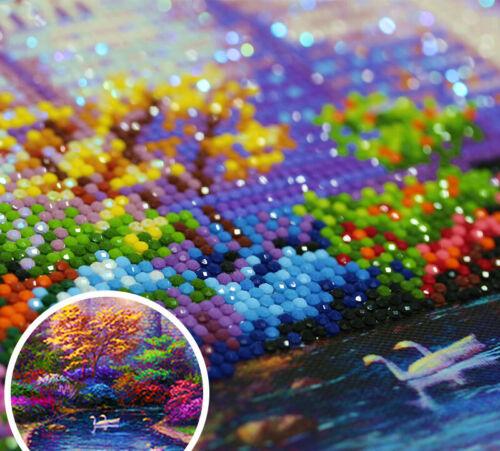5D Full Diamond Painting Kits Disney Mickey Friends Kreuzsticken ART Geschenke