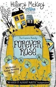 Forever-Rose-Casson-Family-by-Hilary-McKay-Acceptable-Used-Book-Paperback-F