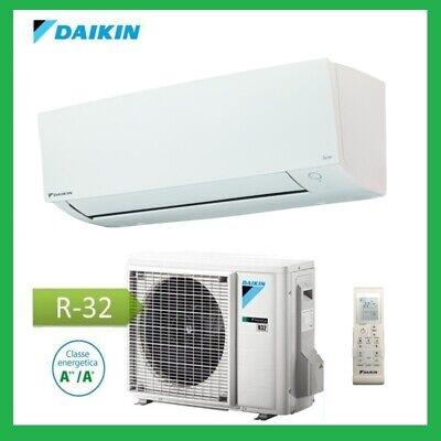 DAIKIN ATXC25B CLIMATIZZATORE INVERTER R32 CLASSE A++//A CAPPOTTINA 9000 BTU
