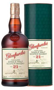 Glenfarclas 21YO Highland Single Malt Scotch Whisky 700ml (Boxed)