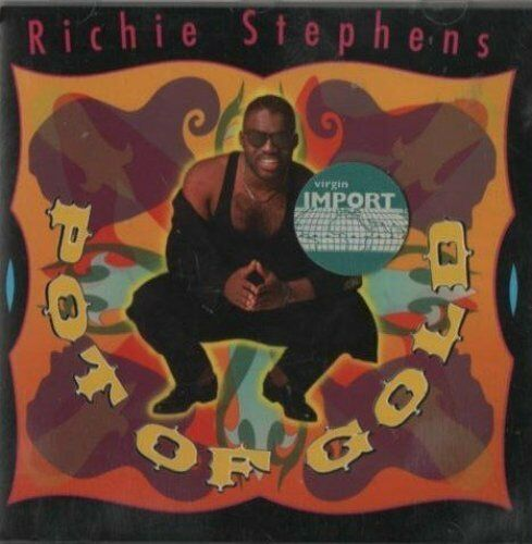 Richie Stephens Pot of gold (1993, US) [CD]