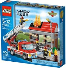 LEGO City Fire Emergency 60003 ** GREAT GIFT **