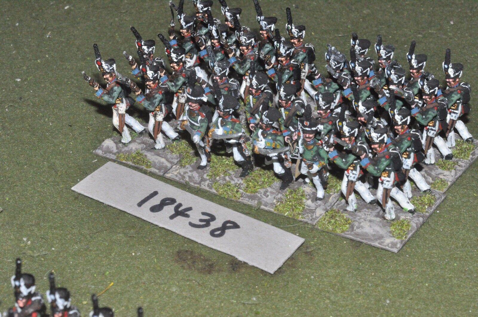 25mm napoleónicas ruso-Granaderos 32 higos-INF (18438)