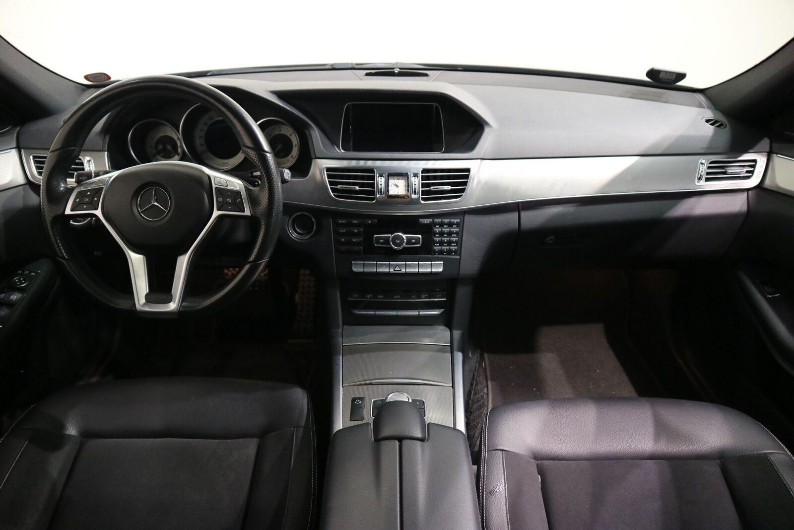 Mercedes E220 2,2 CDi Avantgarde AMG stc. aut. - billede 7