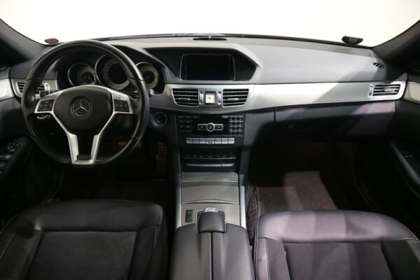 Mercedes E220 2,2 CDi Avantgarde AMG stc. aut. billede 7