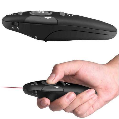 Wireless Presenter Laserpointer USB-RF-Fernbedienung PPT-PowerPoint-Präsentation
