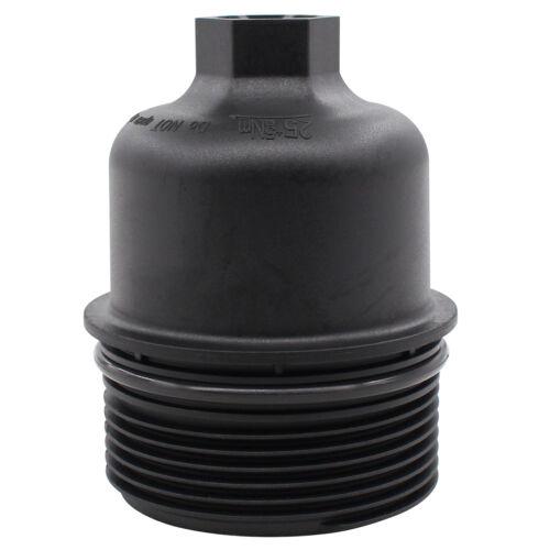 Engine Oil Filter Housing Cap Kit for Chrysler Jeep Dodge 2014-2018 68191350AA