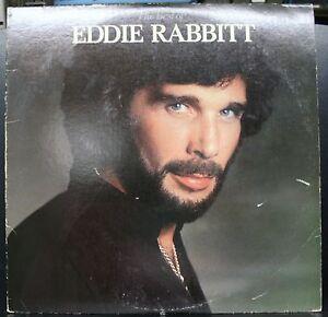 VINTAGE-VINYL-RECORD-LP-ALBUM-EDDIE-RABBITT-THE-BEST-OF