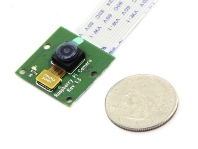 Raspberry Pi Kamera (REV 1.3) 5mp Kamera Modul Board Webcam Video 1080p 720p