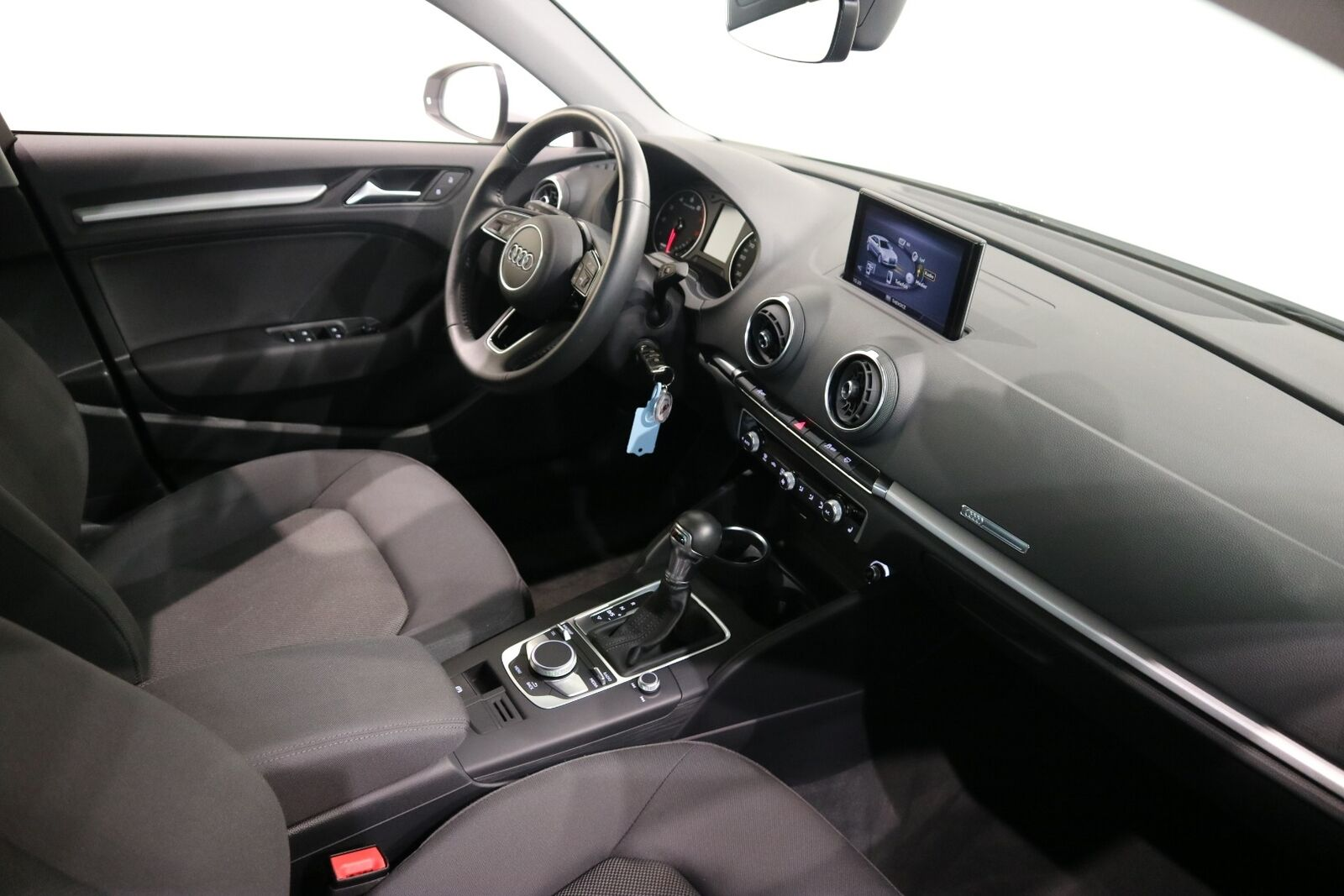 Audi A3 1,0 TFSi 116 S-tr. - billede 12