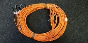 100-039-Siecor-Corning-16-strand-MM-optical-fiber-cable-with-SC-SC-Tested