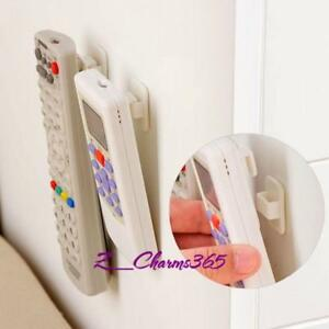 2pc-Wall-Door-Self-Adhesive-Remote-Control-Sticker-Holder-Hook-Strong-Hanger-Z