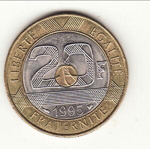 Suivi Des Vols Peu Commune 20 Francs Mont Saint Michel 1995