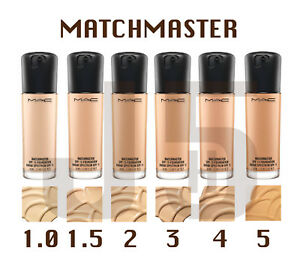 New mac matchmaster spf 15 foundation all shades 35ml full size image is loading new mac matchmaster spf 15 foundation all shades publicscrutiny Choice Image