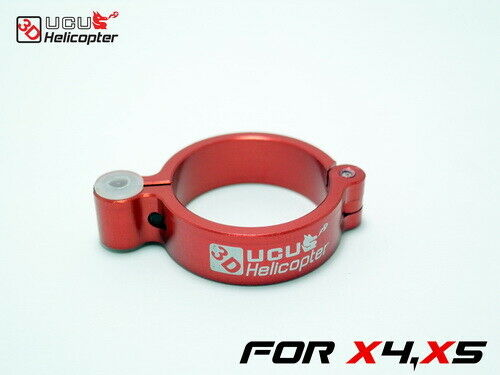 Tail Control Guide for GAUI X4,X5 Tail Push Rod