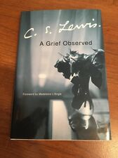 A GRIEF OBSERVED [9780060652739] - C. S. LEWIS (HARDCOVER) NEW