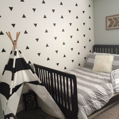 Removable Wall Stickers LittleTriangles Wall Decals Wallpaper Wall Vinyls a29