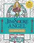 Jim Shore's Angel Coloring Book: 55+ Glorious Folk Art Angel Designs for Inspirational Coloring by Jim Shore (Paperback, 2016)