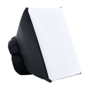 Universal Softbox Flash Diffuser 13x10cm for Canon, Yongnuo, Nikon Speedlite